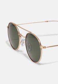 CHPO - NOEL - Sunglasses - gold-coloured/green - 3
