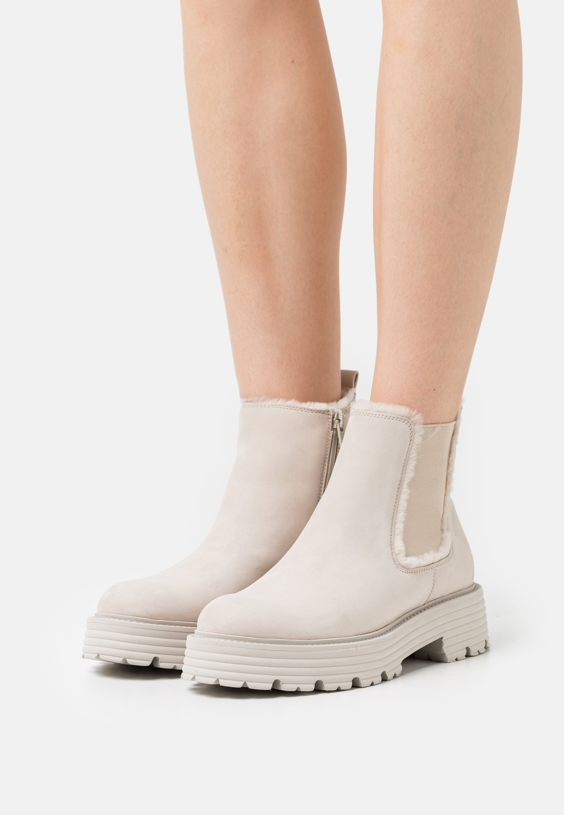Women POWER - Platform ankle boots