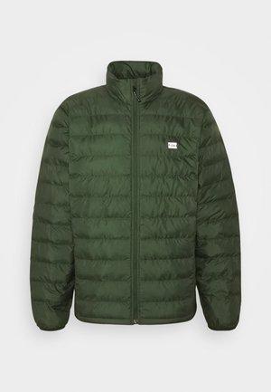 PRESIDIO PACKABLE JACKET - Down jacket - python green