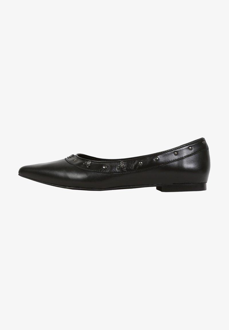 Scalpers - Ballerina's - black