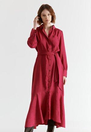 MATYLDA - Shirt dress - fuschia pink