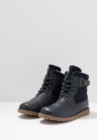 Friboo - Lace-up ankle boots - dark blue - 3