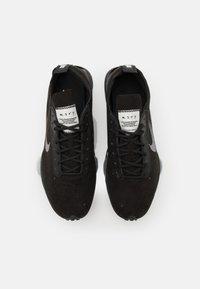 Nike Sportswear - AIR ZOOM TYPE UNISEX - Trainers - black/summit white/black - 3