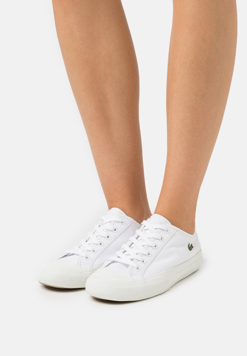 Lacoste - TOP SKILL  - Trainers - white/offwhite
