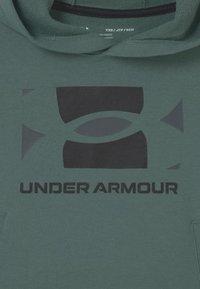 Under Armour - RIVAL HOODIE - Sweatshirt - toddy green - 2