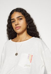 Roxy - FAIRY NIGHT - Print T-shirt - snow white - 6