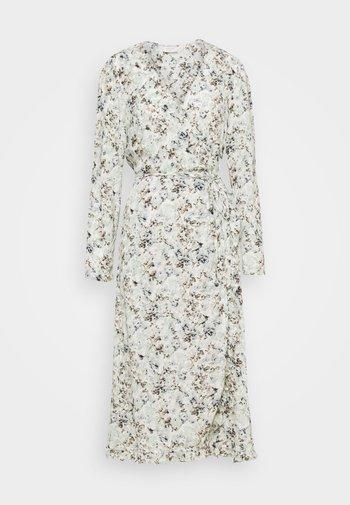 FQMAREY FRIL - Maxi dress - multicoloured