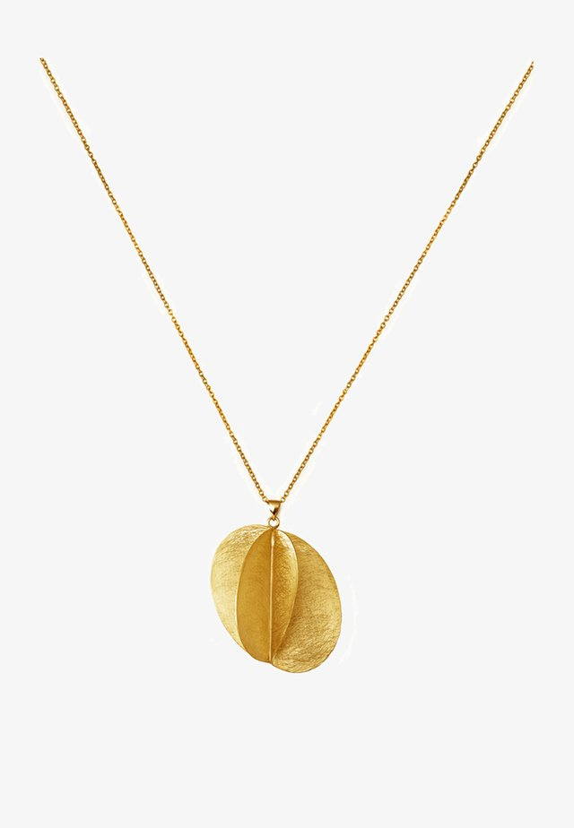 NECKLACE - Halsband - gold-coloured