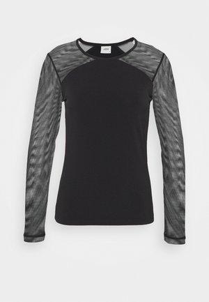 JDYSANDY - Camiseta de manga larga - black