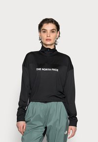 The North Face - Long sleeved top - black - 0