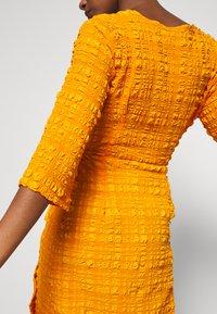 Monki - AMANDA DRESS - Day dress - orange - 5