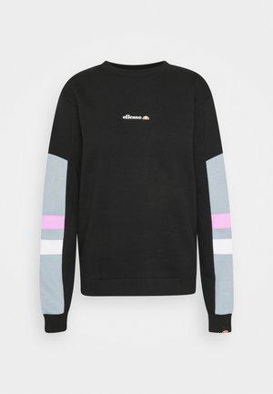 MASCULOSA - Sweatshirt - black