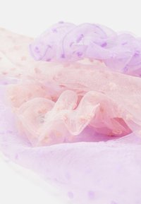 Pieces - PCNANNI SCRUNCHIE 2 PACK - Hair Styling Accessory - winsome orchid/rose cloud - 2