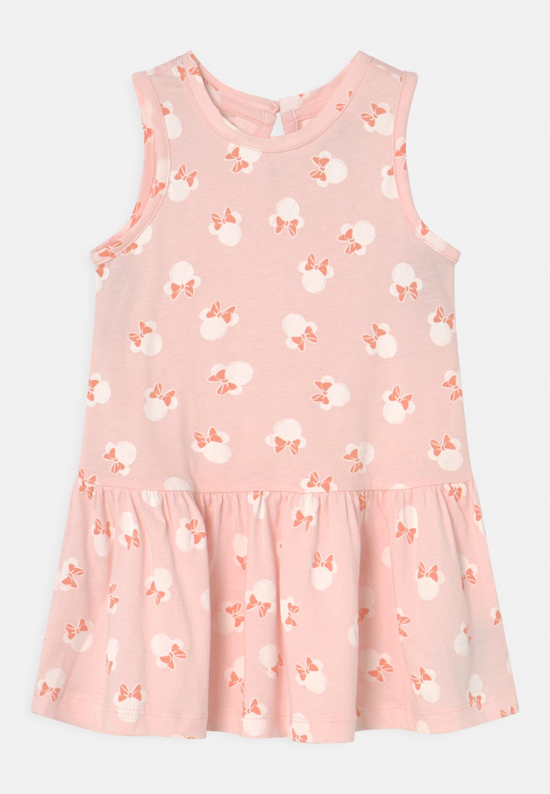 Niño DRESS MINNIE MOUSE SET - Vestido ligero