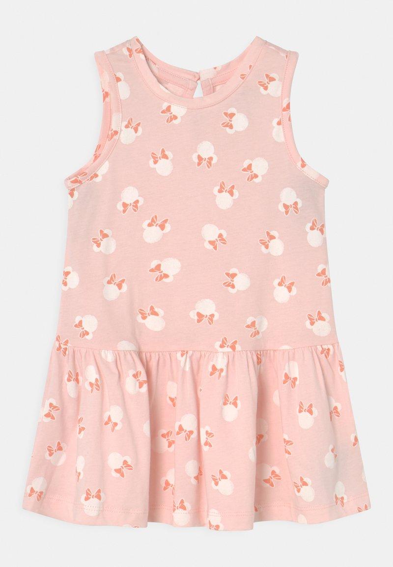 GAP - DRESS MINNIE MOUSE SET - Vestito di maglina - cherry blossom