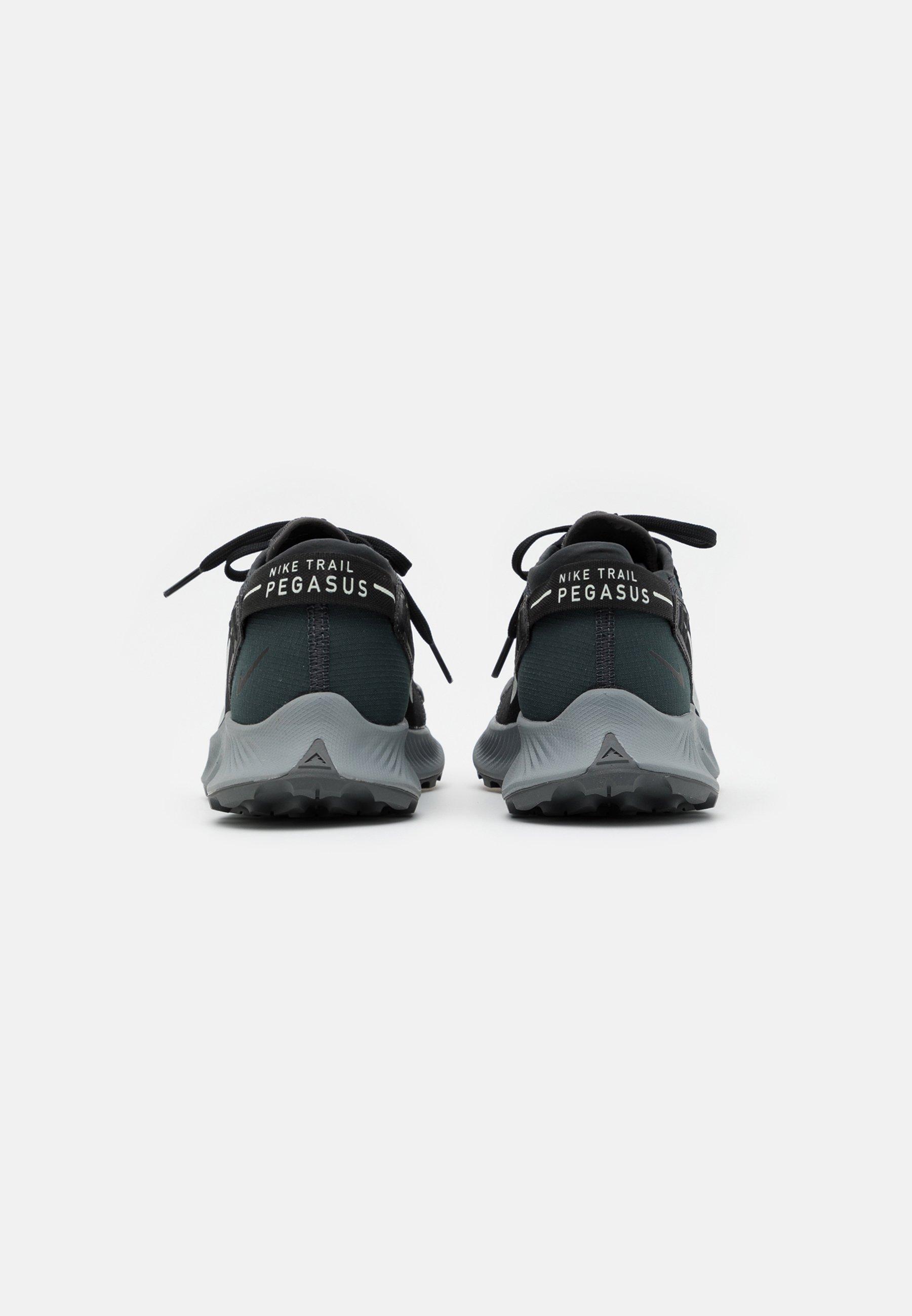 Recommend Cheap Online Cheapest Women's Shoes Nike Performance PEGASUS TRAIL 2 Trail running shoes black/spruce aura/dark smoke grey V5pMwzV5D NjOU8SKpw