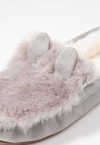 flip*flop - LOAFER MOUSE - Slippers - grey - 2