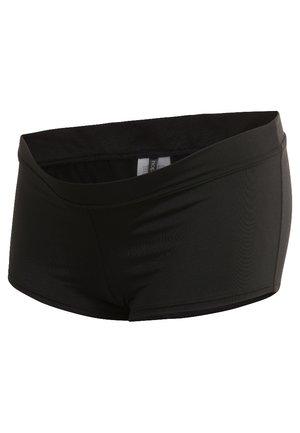 SAINT TROPEZ - Bikini bottoms - black