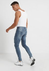 Brave Soul - LEYLAND - Jeans Skinny Fit - denim - 2