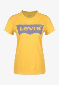 Levi's® - THE PERFECT TEE - Print T-shirt - batwing gold - 0