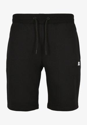 ESSENTIAL - Tracksuit bottoms - black