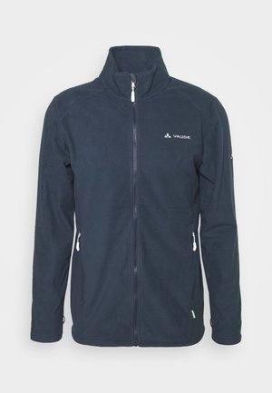 MENS ROSEMOOR JACKET - Fleece jacket - steelblue