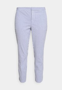 LYCETTE PANT - Trousers - sapphire star/white