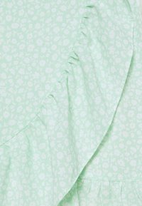Nly by Nelly - PRINTED WRAP DRESS - Day dress - green - 2