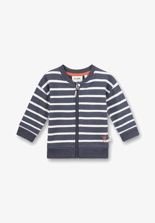 Sweatshirt - blau