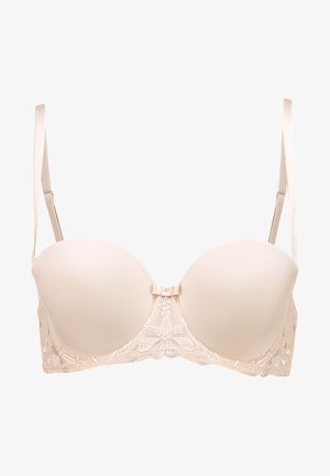 SEXY SPOTLIGHT  - Strapless BH - nude beige