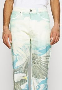Jaded London - ALASKA LANDSCAPE SKATE - Relaxed fit jeans - multi-coloured - 4
