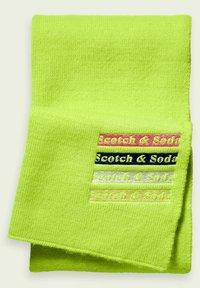 Scotch & Soda - Scarf - lime - 1