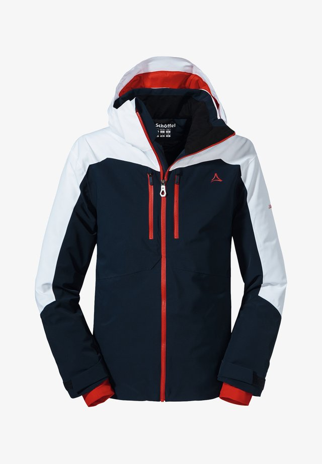 LENZERHORN - Snowboard jacket - blau