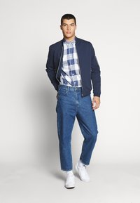 Jack & Jones - JERUSH - Bomberjacka - navy blazer - 1