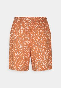ICHI - IHVERA - Shorts - sunburn - 1