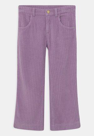 INZO BLANCA  - Kalhoty - lilac