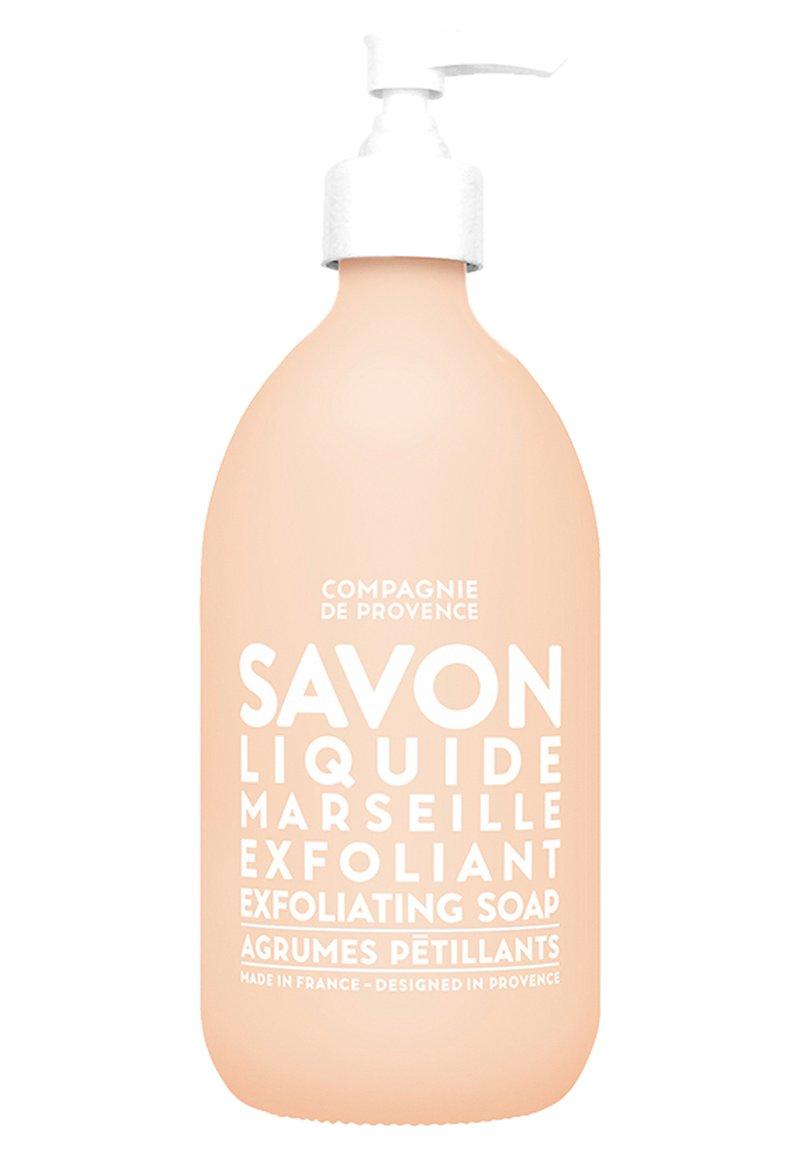 Compagnie de Provence - LIQUID EXFOLIATING MARSEILLE SOAP  - Liquid soap - -
