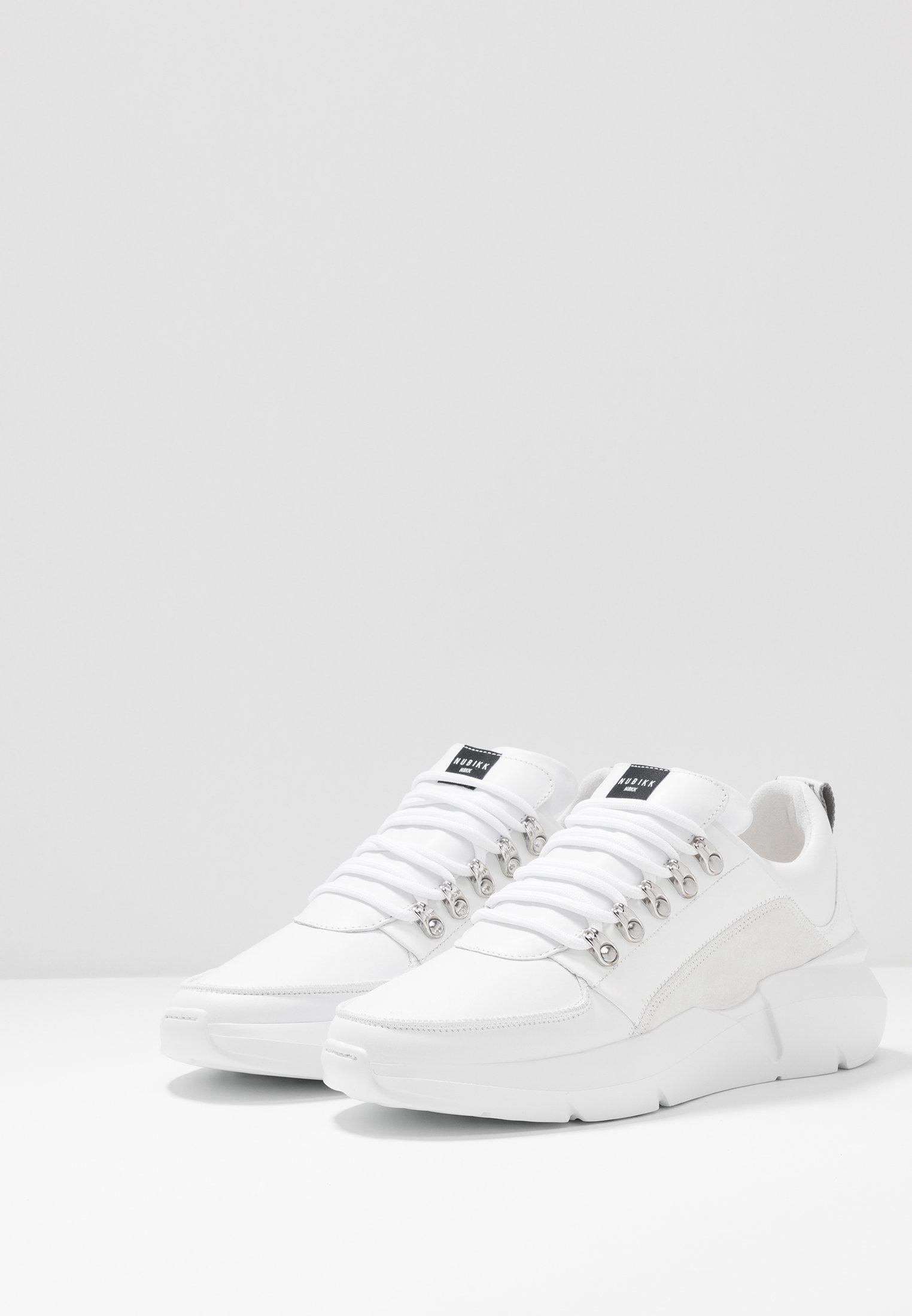 Nubikk ELVEN ROYAL - Sneaker low - white/weiß - Herrenschuhe ziT30
