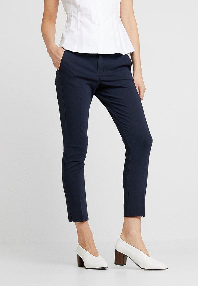 ZELLA PANT - Kalhoty - marine blue