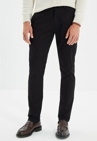 Trendyol - Pantalon classique - black - 0