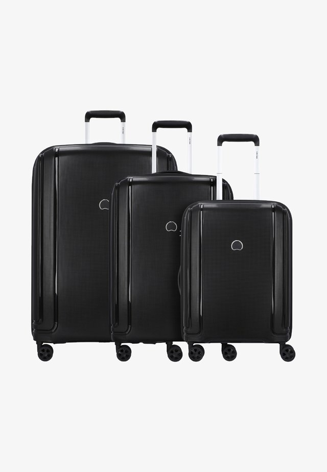BRISBAN - Luggage set - black
