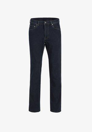 MIT STRETCH-FUNKTION - Straight leg jeans - dark stone