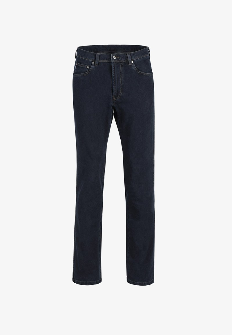 Brühl - MIT STRETCH-FUNKTION - Straight leg jeans - dark stone