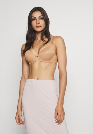 SYNTHETIC - T-shirt bra - cinnamon