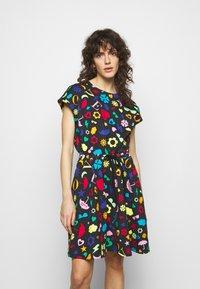 Love Moschino - Day dress - multi-coloured - 0