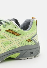 ASICS SportStyle - HN1-S GEL-VENTURE™ 7 - Trainers - lime green/huddle yellow - 8
