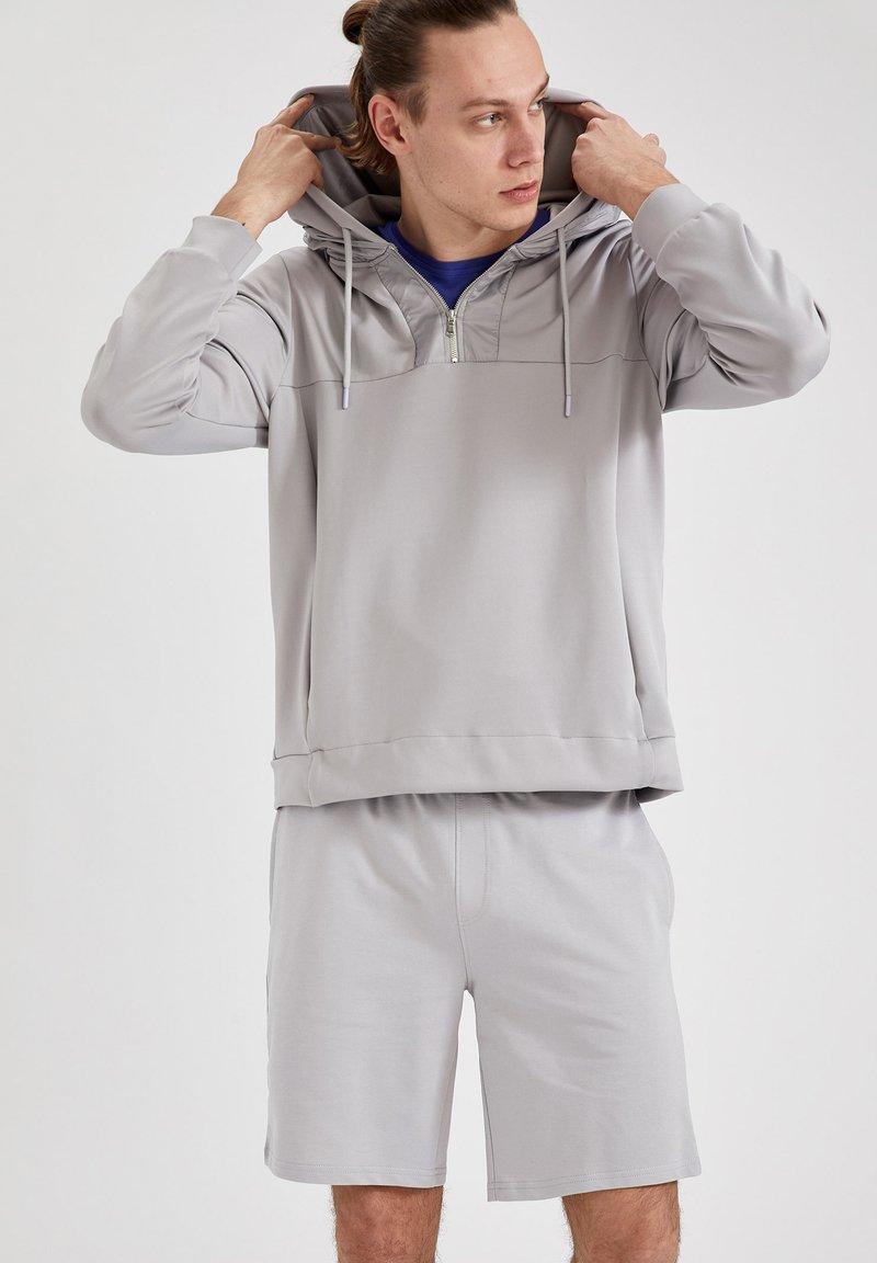 DeFacto Fit - Felpa - grey