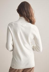 Falconeri - MIT LANGARM - Jumper - white - 2