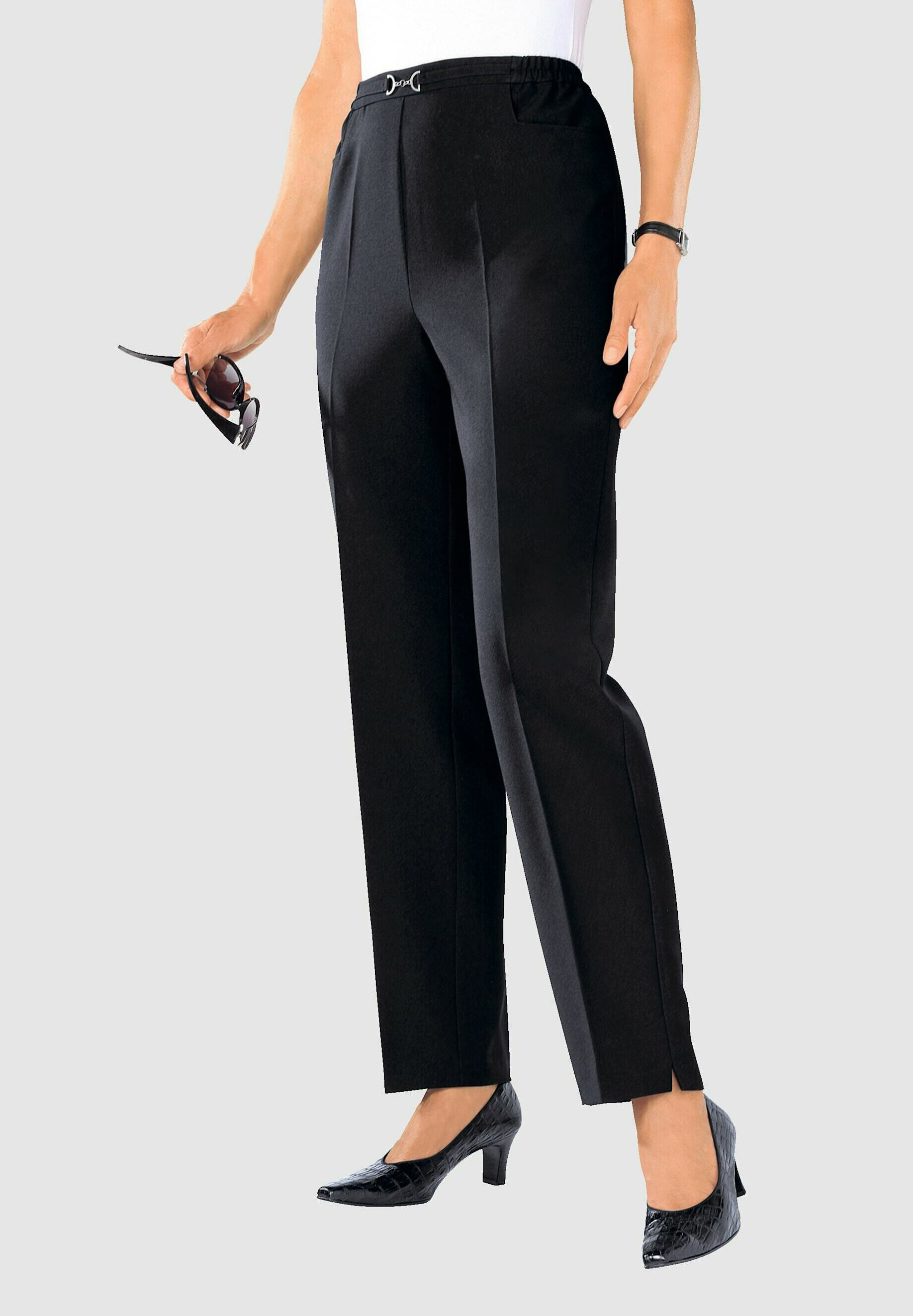 Damen Stoffhose