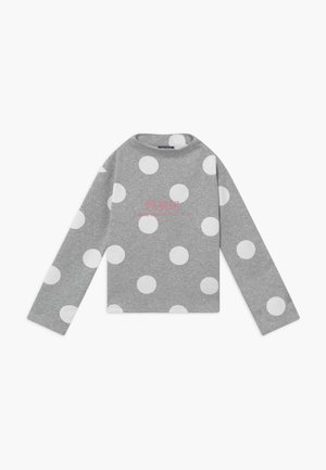 TEENS PARIS SPOT - Long sleeved top - grau